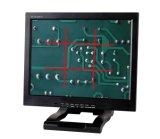 Monitor de 15 pol industrial LED/LCD TFT de tela do painel da tela com Cross-Lines