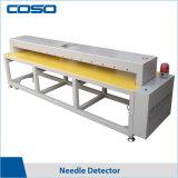 Convoyeur d'inspection de l'aiguille pour non-tissé de détecteur de métal