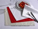 結婚式のためのホテルのレストランの布100ポリエステルナプキン