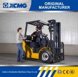 Поднимите погрузчик XCMG производитель 2 тонн бензина вилочного погрузчика ГАЗОВОЙ СИСТЕМЫ ПИТАНИЯ СЖИЖЕННЫМ ГАЗОМ цена