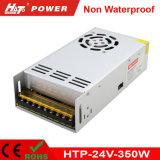 fuente de alimentación de 24V 15A LED con Htp-Series del Bis de RoHS del Ce