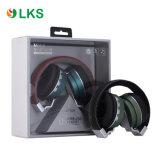 Écouteurs pliables de vente chauds de Bluetooth de qualité