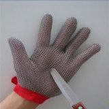抵抗のステンレス鋼304Lの安全手袋を切りなさい