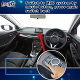 Percorso di GPS dell'automobile dell'interfaccia del Android 6.0 per Mazda 2 con WiFi Mirrorlink