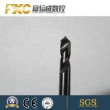 Foret carbure de tungstène CNC double flûte de la tete 2