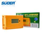 Controlemechanisme van de Last van Suoer 12V 24V 10A MPPT het Zonne met het LEIDENE Scherm van de Vertoning