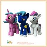 Stuk speelgoed van Doll van de Poney van de Pluche van de Jonge geitjes van de Baby van kinderen het Mooie Dierlijke