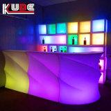 LED comercial Nail Bar mobiliário para o Shopping Mall