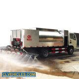 Camion del lastricatore dell'asfalto della strada dello spruzzatore di Dongfeng 4tons