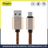 100cm Micro Universal USB Data Cable cargador para teléfono móvil