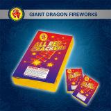 Todas as unidade de cracking Vermelho Firecracker chinês 16shot 48shot 168shot 804336shot shot