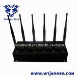 6 fasce tutte emittente di disturbo di telecomandi & emittente di disturbo di rf (315/433/868/915MHz)