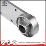 Fabricação de metais usinagem CNC parte de soldadura