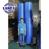 Couverture solaire de syndicat de prix ferme - couverture bleue de syndicat de prix ferme de Landy de couverture de bulle