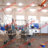 묵 Candy Machine 또는 Jelly Candy Producing Line