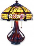 Tiffany 테이블 램프 (BD16085G)