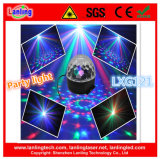 3W de Kristallen bol LED Party Light van RGB Indoor Christmas