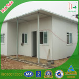 Подгонянные Prefab дом/панельный дом контейнера плоского пакета в здании