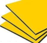 Het zuivere Gele Bouw Samengestelde Comité van het Aluminium van de Decoratie Materiële