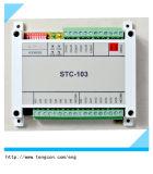 아날로그 입력 RS485 Modbus RTU 프로토콜을%s 가진 먼 Io 모듈 Stc 103 (16AI)