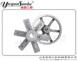 Ventilateur d'extraction s'arrêtant de Yuyun Sanhe pour la Chambre de vache/Chambre de volaille