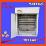 Incubadora automática cheia desobstruída marcada do ovo da galinha de Digitas do Ce de Hhd para a venda