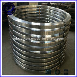 Os anéis rolados sem emenda do aço inoxidável de F51 F53 que forjam anéis forjaram os anéis de aço