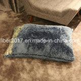 호화스러운 견면 벨벳 애완 동물 매트리스 온난한 큰 연약한 개 침대 고양이 침대