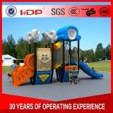 Hersteller-Vorschulspielplatz-Gerät, im Freien Plastikplättchen