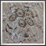 衣服のための網の刺繍のレースの花によって刺繍されるレース