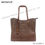 Le sac d'épaule neuf de Madame Handbag d'unité centrale de mode pour largement emploient le prix concurrentiel réel de qualité de fabrication