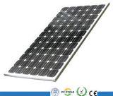 panneaux monocristallins solaires de pile solaire de la maison 180W de module de la qualité 30V