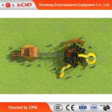 Cour de jeu extérieure drôle d'enfants de série de forêt (HD-MZ003)