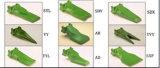 Denti della benna di Esco (ESCO V17 V19 V23)