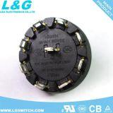 Berufsposition UL-Mikrodrehschalter 10A250VAC des lieferanten-angemessenen Preis-8