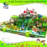 Лабиринт Plyground детей крытый мягкий с волшебным скольжением