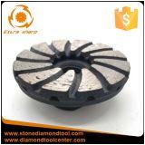 колеса чашки металла диаманта 60/80/100mm меля для пола