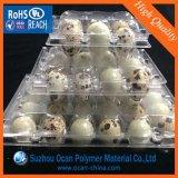 Strato rigido del PVC per la scatola a gettare dell'uovo del cassetto dell'alimento del PVC