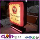 옥외 전시 LED 점화 표시 및 가벼운 상자