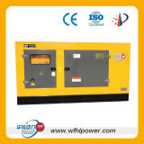 Тип генератора газа природы молчком (80kw к 125kw)