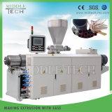 PVC plástico de agua de UPVC/tubo de drenaje de aguas residuales y/metro/Línea de producción de extrusión de manguera