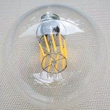 Ampoule chaude de filament de l'ampoule E26 E27 Dimmable DEL des ventes G95 G125 12V Edison