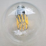 Bulbo quente do filamento do diodo emissor de luz da ampola E26 E27 Dimmable das vendas G95 G125 12V Edison
