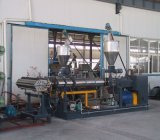 Plastikblatt-Produktionszweig