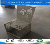 Tipo máquina da tabela de estaca do plasma do CNC/duto de ventilação