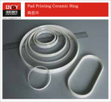 Vendita calda di stampa del rilievo della tazza dell'inchiostro sigillata anello di ceramica