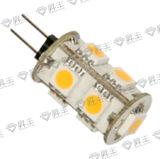 lámpara 1.5W (G4 LE) de 9PCS SMD LED