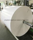 Lados simple/doble papel de tazón de fideos recubierto de PE