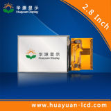 2.8 Inch THIN FILM TRANSISTOR Display Panel LCD