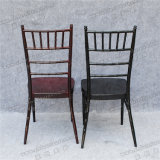 결혼식 판매를 위한 가구에 의하여 이용되는 Tiffany Chiavari 의자를 겹쳐 쌓이는 Yc-A404
